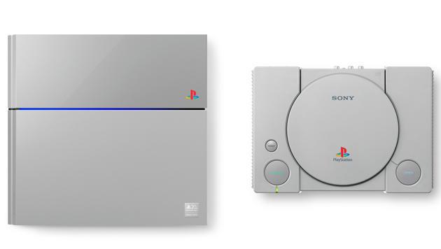 20 Jahre PlayStation: Sony feiert mit Retro-PS4 (Bild: Sony)