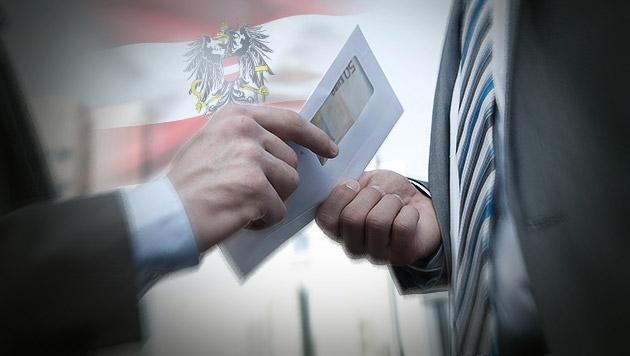 """""""Bundesregierung muss Korruption besser bekämpfen"""" (Bild: thinkstockphotos.de (Symbolbild))"""
