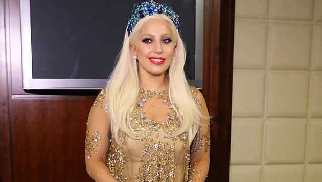 Lady Gaga (Bild: APA/EPA/ALI HAIDER)