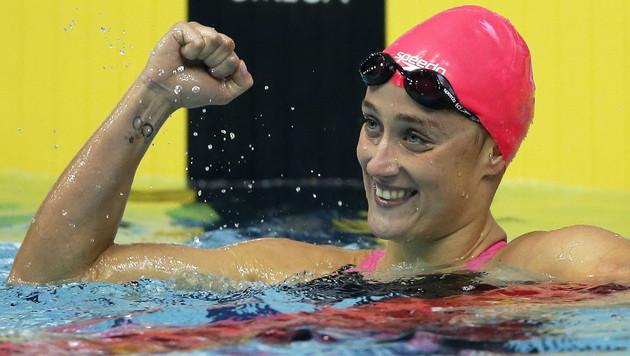 Belmonte schafft binnen 50 Minuten 2 Weltrekorde (Bild: APA/EPA/KIYOSHI OTA)
