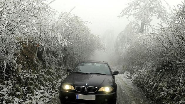 """Das Eis wird nur langsam schmelzen"" (Bild: APA/HERBERT PFARRHOFER)"