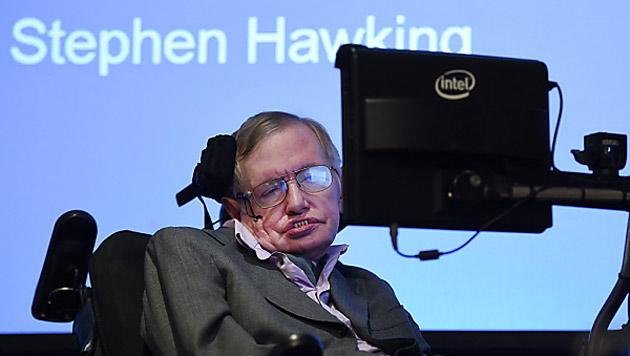 Intel lässt Stephen Hawking schneller sprechen (Bild: EPA)
