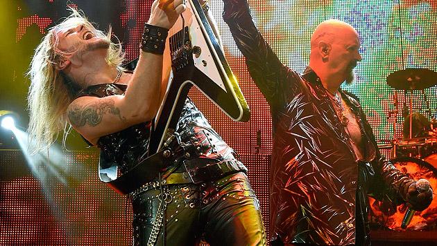 Judas Priest kommen zum Seerock nach Graz (Bild: AFP)