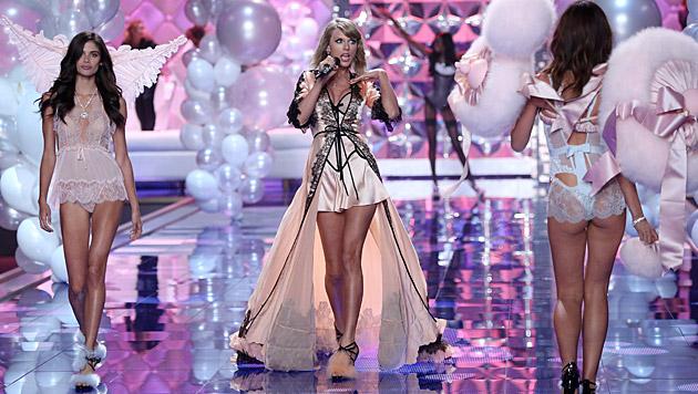 Sängerin Taylor Swift (Bild: Joel Ryan/Invision/AP)