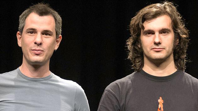 """Christoph & Lollo: """"Leute haben Mitleid mit uns"""" (Bild: ingo pertramer)"""
