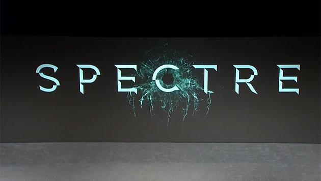 "Der Titel des neuen Bond-Films lautet ""Spectre"". (Bild: www.007.com)"