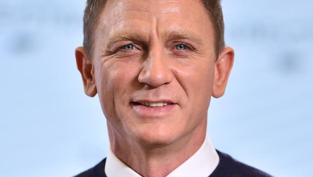 Bond Daniel Craig (Bild: AFP)