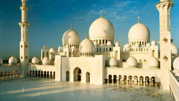 "Abu Dhabi: ""1.001 Nacht"" ab Österreich (Bild: visitabudhabi.ae)"