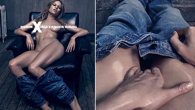 """Anna Ewers ist Germany""""s next Nacktmodel (Bild: instagram.com/alexanderwangny)"""