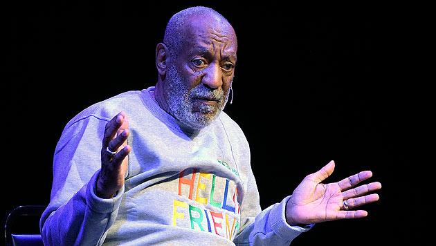 Bill Cosby streitet weiterhin alle Vorwürfe ab. (Bild: AP)