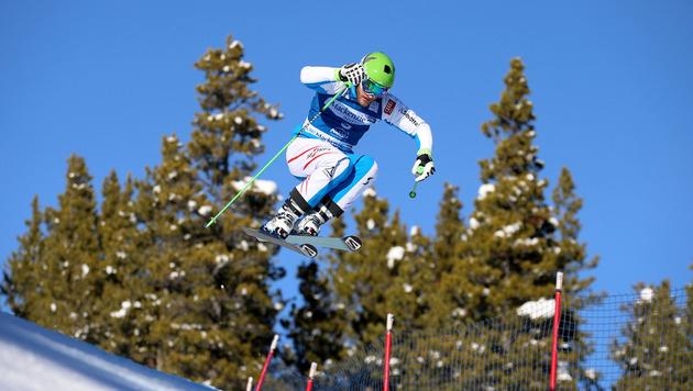 Thomas Zangerl gewinnt Weltcup-Auftakt in Nakiska (Bild: GEPA)