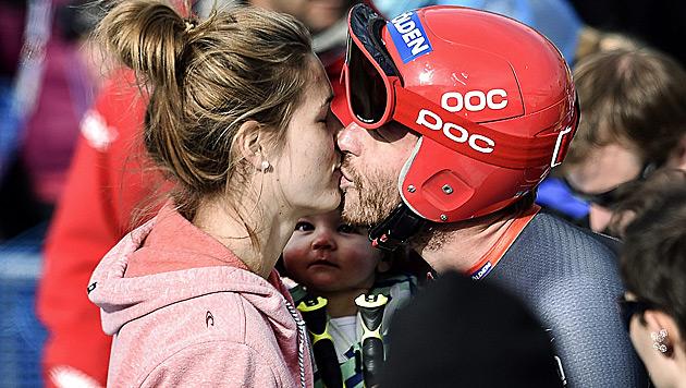 US-Ski-Evergreen Bode Miller wird wieder Vater (Bild: APA/EPA/PETER SCHNEIDER)