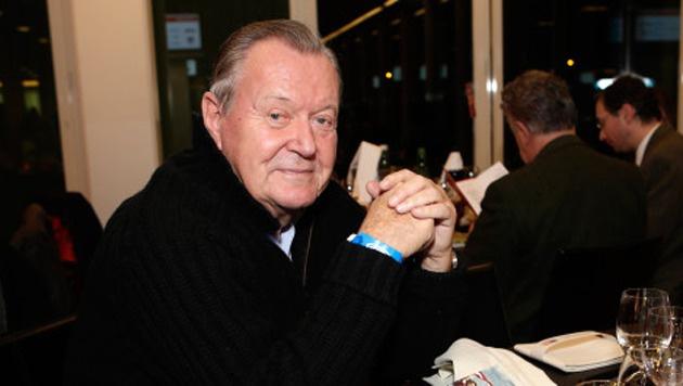 Ex-ÖOC-Präsident Leo Wallner verstorben (Bild: GEPA)