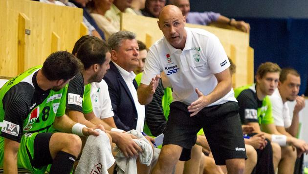 Leader WestWien verliert Coach im Sommer an Berlin (Bild: APA/WESTWIEN/PUCHER)