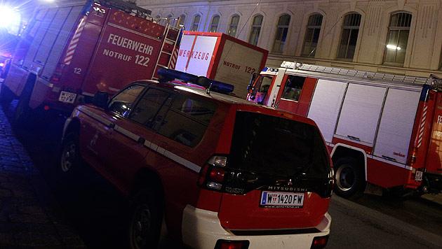 84-Jähriger starb bei Wohnungsbrand in Wien (Bild: APA/GEORG HOCHMUTH (Symbolbild))