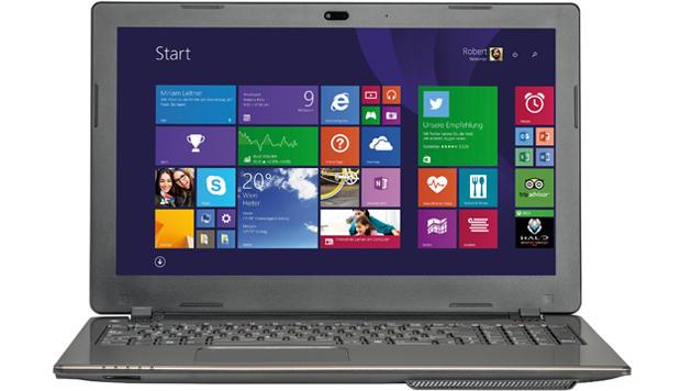 Diskonter Hofer bringt 350-Euro-Laptop unters Volk (Bild: Medion)