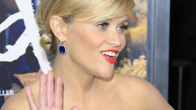 Reese Witherspoon ist klein und zierlich. (Bild: EPA)
