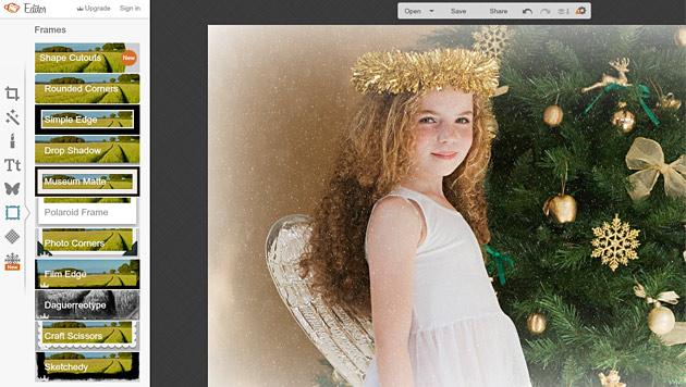 Website zaubert kostenlos tolle Effekte auf Fotos (Bild: thinkstockphotos.de, picmonkey.com)