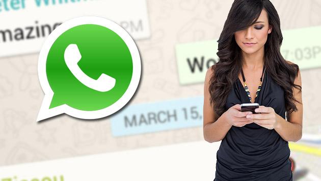 WhatsApp: Das verrät der Online-Status über Nutzer (Bild: thinkstockphotos.de, WhatsApp, krone.at-Grafik)