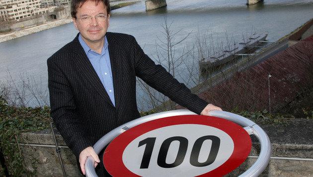 Gab Gesetzesänderung vor: Umweltlandesrat Rudi Anschober von den Grünen (Bild: Chris Koller)