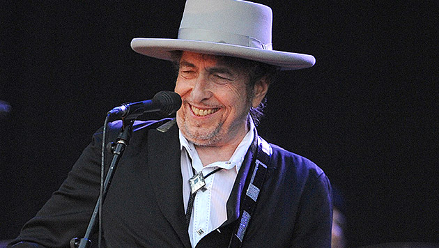 Bob Dylan veröffentlicht neues Album im Jänner (Bild: AFP)