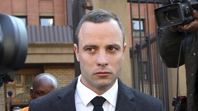Fall Oscar Pistorius geht in die zweite Runde (Bild: AP)
