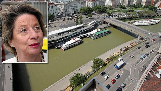 Schwedenplatz-Tunnel kostet 250 Millionen Euro (Bild: Peter Tomschi, Reinhard Holl)