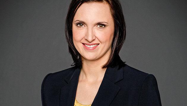"""""""Report""""-Moderatorin Susanne Schnabl-Wunderlich (Bild: ORF/Hans Leitner)"""