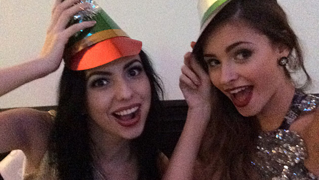 Party! (Bild: Julia Furdea)