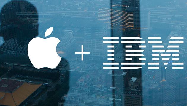 MobileFirst for iOS: Erste Apps von Apple und IBM (Bild: IBM)