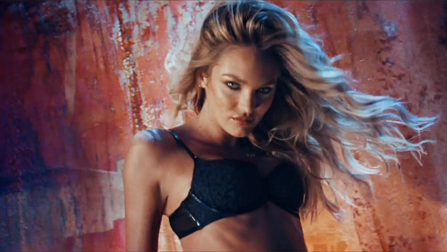 Candice Swanepoel (Bild: YouTube.com)