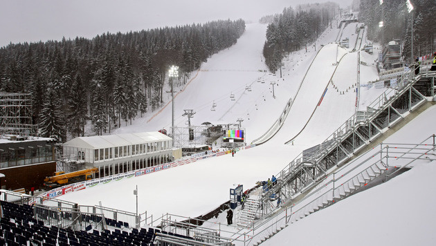 Weltcup-Bewerbe in Liberec abgesagt (Bild: GEPA)