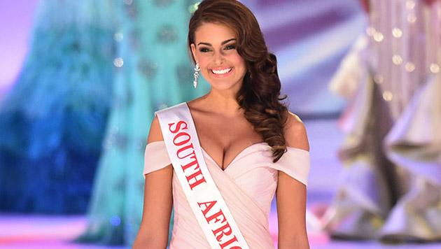 """Südafrikanerin ist die neue """"Miss World"""" (Bild: AFP)"""