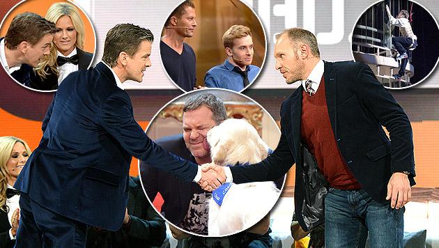 """""""Wetten, dass..?""""-Finale brachte noch Quoten-Hoch (Bild: ZDF)"""