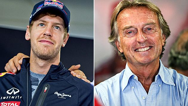 """Sebastian Vettel ist richtiger Pilot für Ferrari"" (Bild: APA/EPA/DAVID EBENER, SRDJAN SUKI / EPA / picturedesk.com)"
