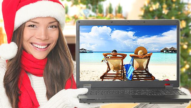 Sommerurlaub jetzt planen und sparen! (Bild: thinkstockphotos.de, krone.at-Grafik)