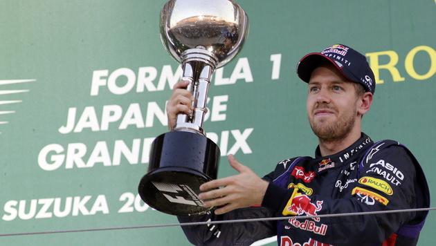 20 gestohlene Red-Bull-Pokale in See gefunden (Bild: KIMIMASA MAYAMA / EPA / picturedesk.com)