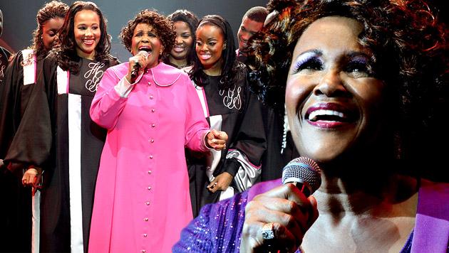 """Queen Esther: """"Meine Musik ist emotional und echt"""" (Bild: thomas brill)"""
