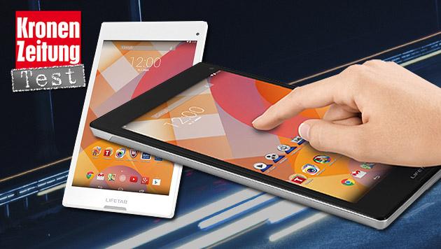 Lifetab S8312: Das kann das neue Hofer-Tablet (Bild: MEDION)