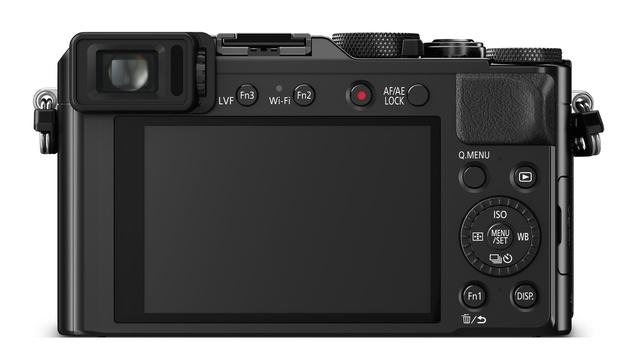 Lumix LX 100: Panasonics Premium-Kamera im Test (Bild: Panasonic)