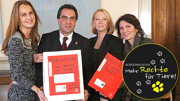 Tierquäler härter strafen - jetzt unterschreiben! (Bild: Martin A. Jöchl, gastrographix.at)