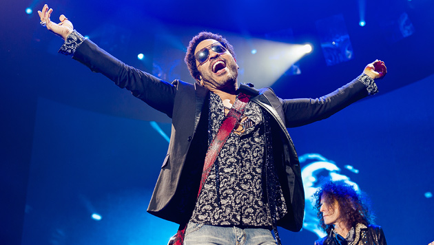 Lenny Kravitz: Sexy-Rock mit Längen (Bild: Andreas Graf)