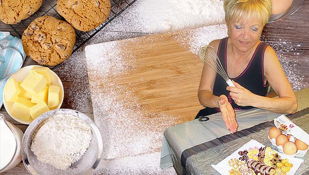 """Leserin hat """"Kekse mit Liebe gemacht"""" und gewonnen (Bild: Irene Haring, thinkstockphotos.de)"""