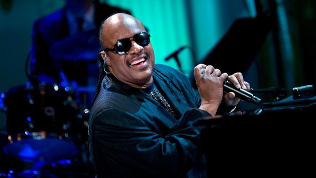 Sänger Stevie Wonder hat nun neun Kinder. (Bild: AFP)