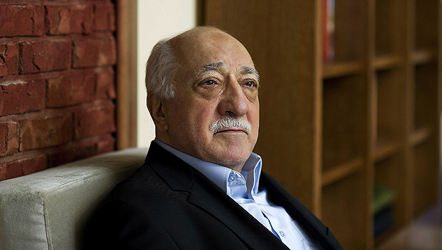 Fethullah Gülen (Bild: Associated Press)