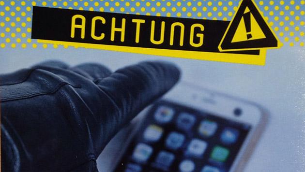 Gestohlene Handys mit einem Mausklick unbrauchbar (Bild: bmi.gv.at)