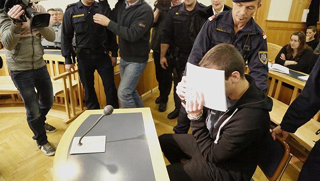 Lebenslange Haft für brutalen Serienräuber (21) (Bild: Martin A. Jöchl)