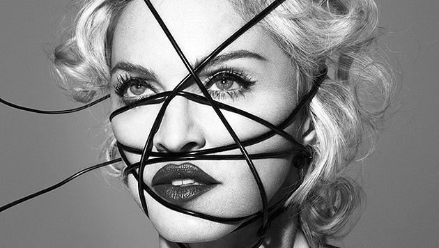 Madonna veröffentlichte vorzeitig sechs neue Songs (Bild: www.madonna.com)