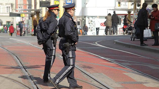 Österreicher haben hohes Vertrauen in die Polizei (Bild: Jürgen Radspieler (Symbolbild))