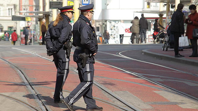 Verstärkte Polizeipatrouillen in ganz Österreich (Bild: Jürgen Radspieler (Symbolbild))